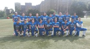 U19 Team 2015 v Birmingham Lions