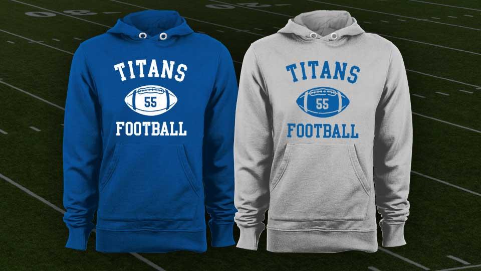 new product 9e9c0 81e00 Merchandise | Manchester Titans American Football Club
